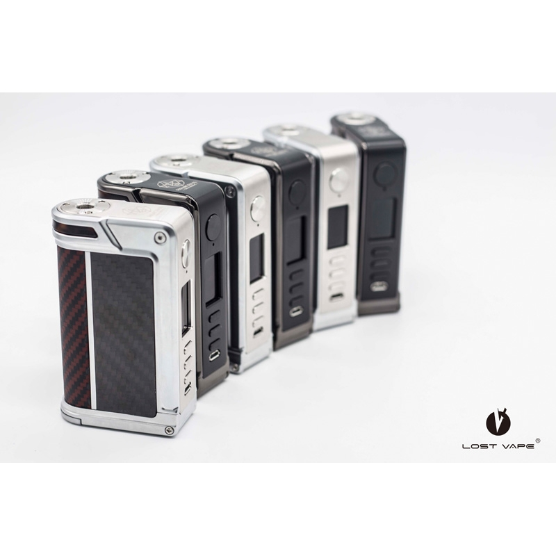 Paranormal DNA 250C Box Mod By Lost Vape